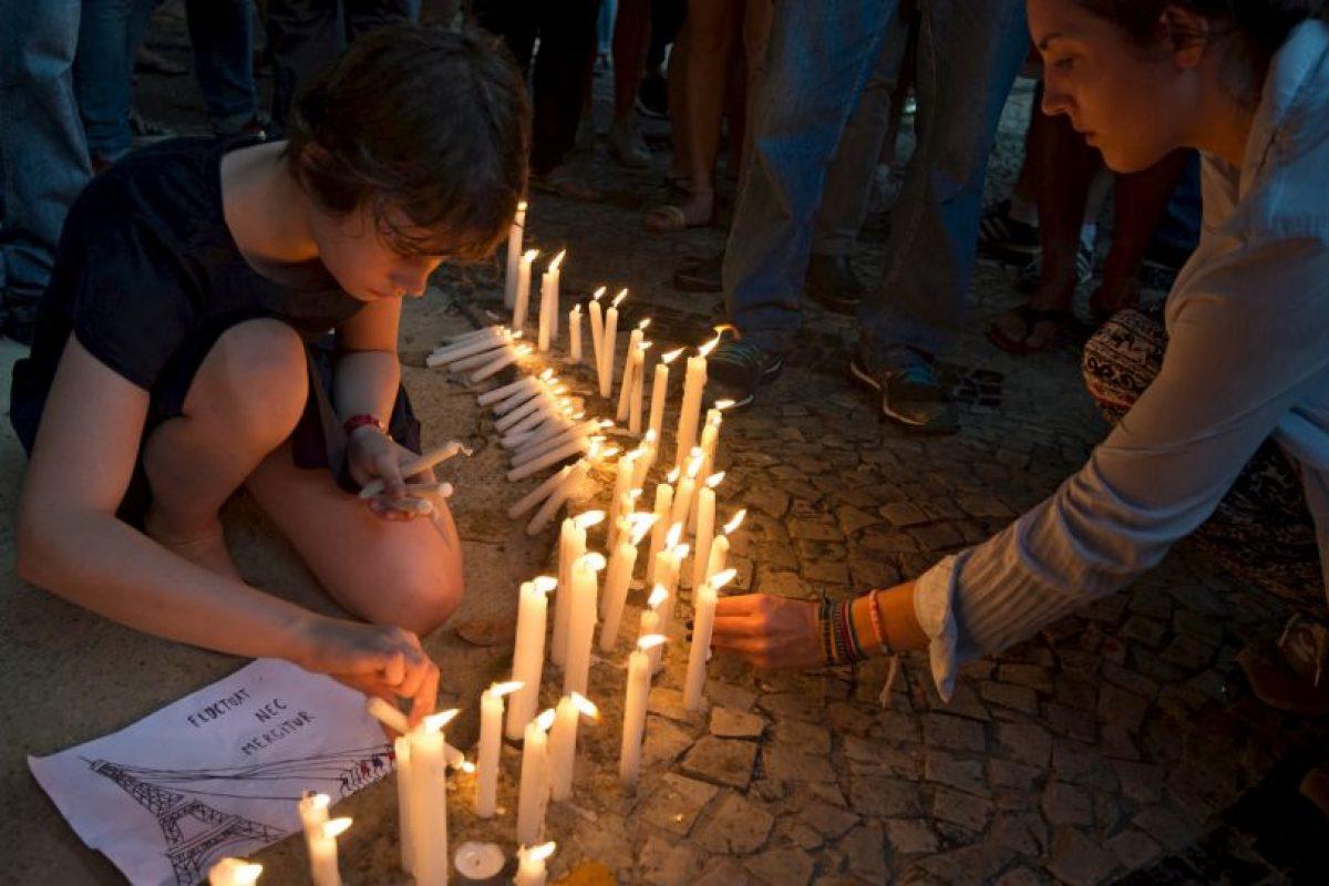 Brasil Foto:AFP. Imagen Por: