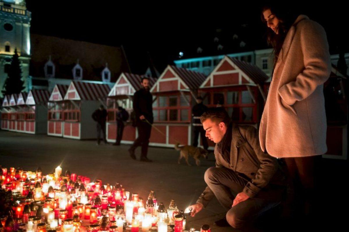 Eslovaquia Foto:AFP. Imagen Por: