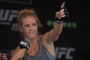 """Su apodo en los deportes de combate es """"La Hija del Predicador"""". Foto:Getty Images. Imagen Por:"""