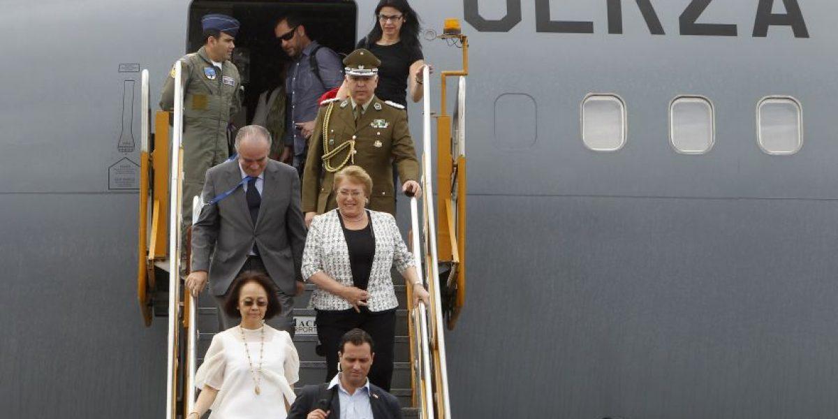 ¿Por qué la Presidenta Michelle Bachelet viajó a Filipinas?