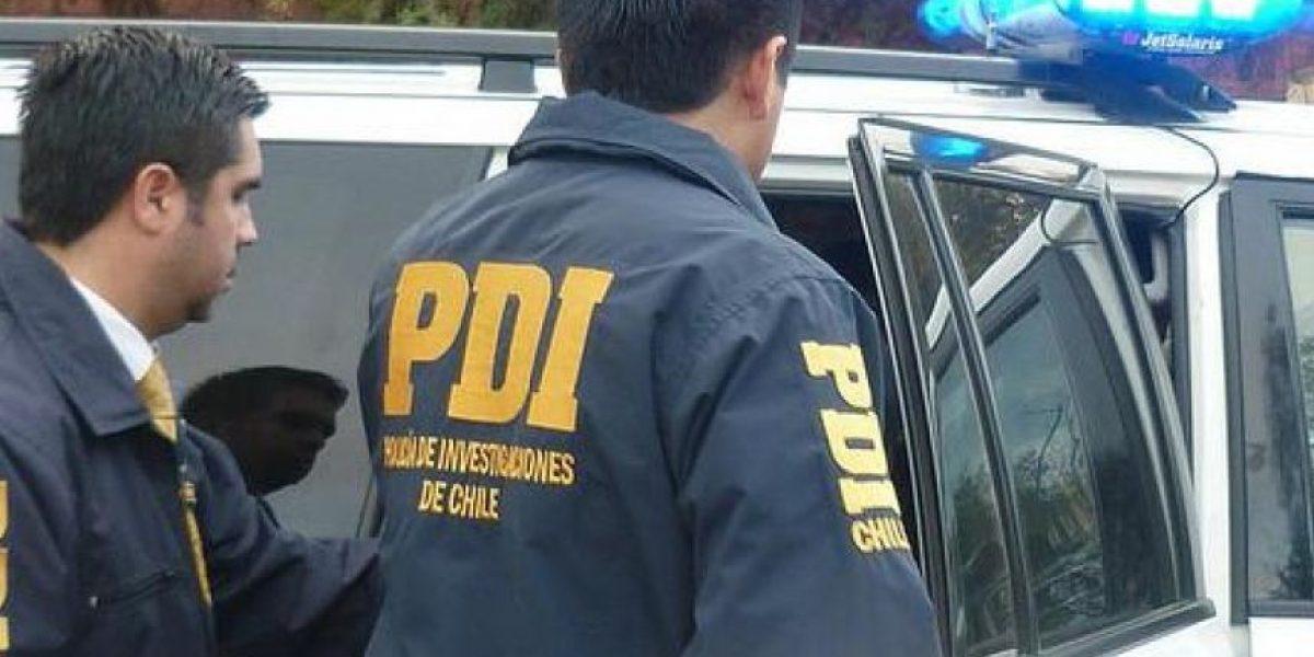 Operativo de la PDI captura a 166 personas en delitos flagrantes y órdenes de detención