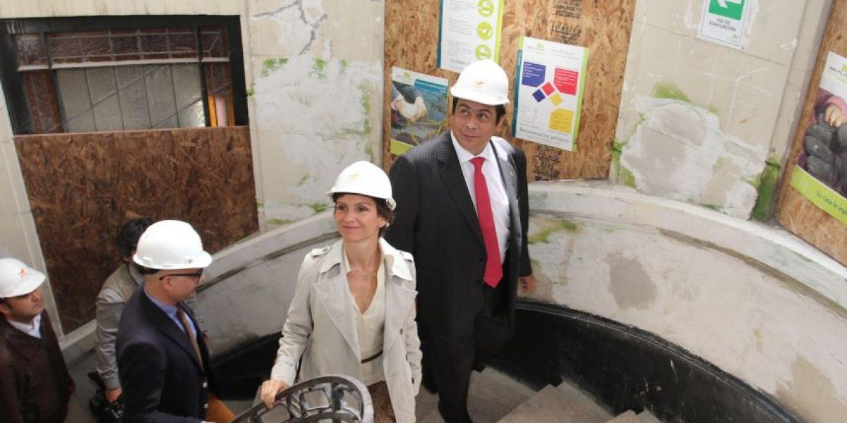 Santiago: Palacio Álamos abrirá sus puertas en 2016 en Barrio Yungay