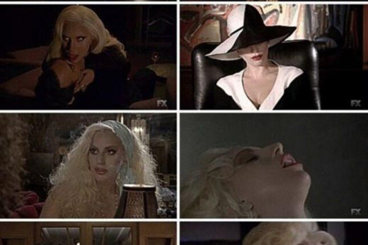 En esta producción, la cantante ha demostrado su lado más sangriento. Foto:vía instagram.com/ladygaga. Imagen Por: