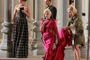 Aunque, también ha sorprendido con sus elegantes vestuarios Foto:The Grosby Group. Imagen Por: