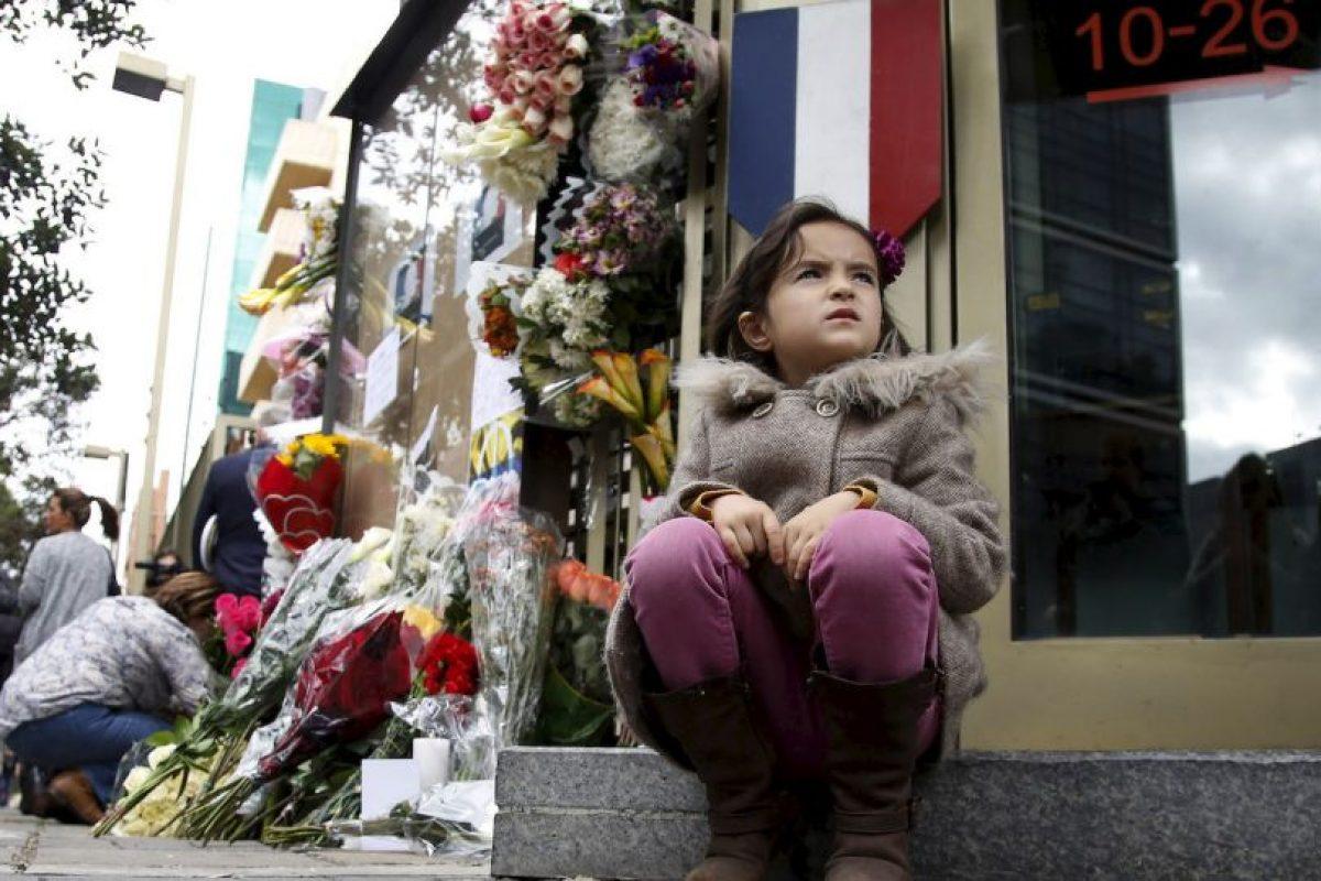 Colombia Foto:AP. Imagen Por: