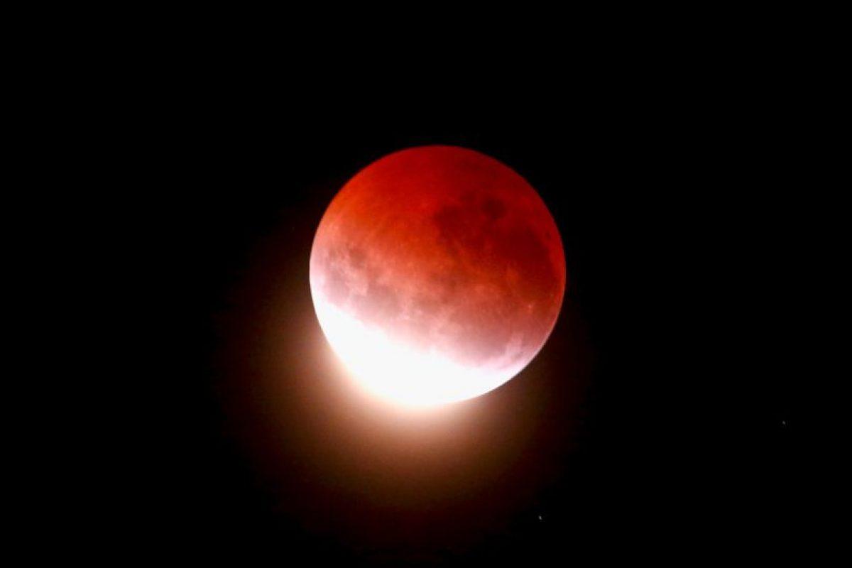 Además, en medio de estos fenómenos tuvo lugar un eclipse total de sol que coincidió con el inicio del año judío, el día primero de Nisán, 20 de marzo de 2015. Foto:Getty Images. Imagen Por: