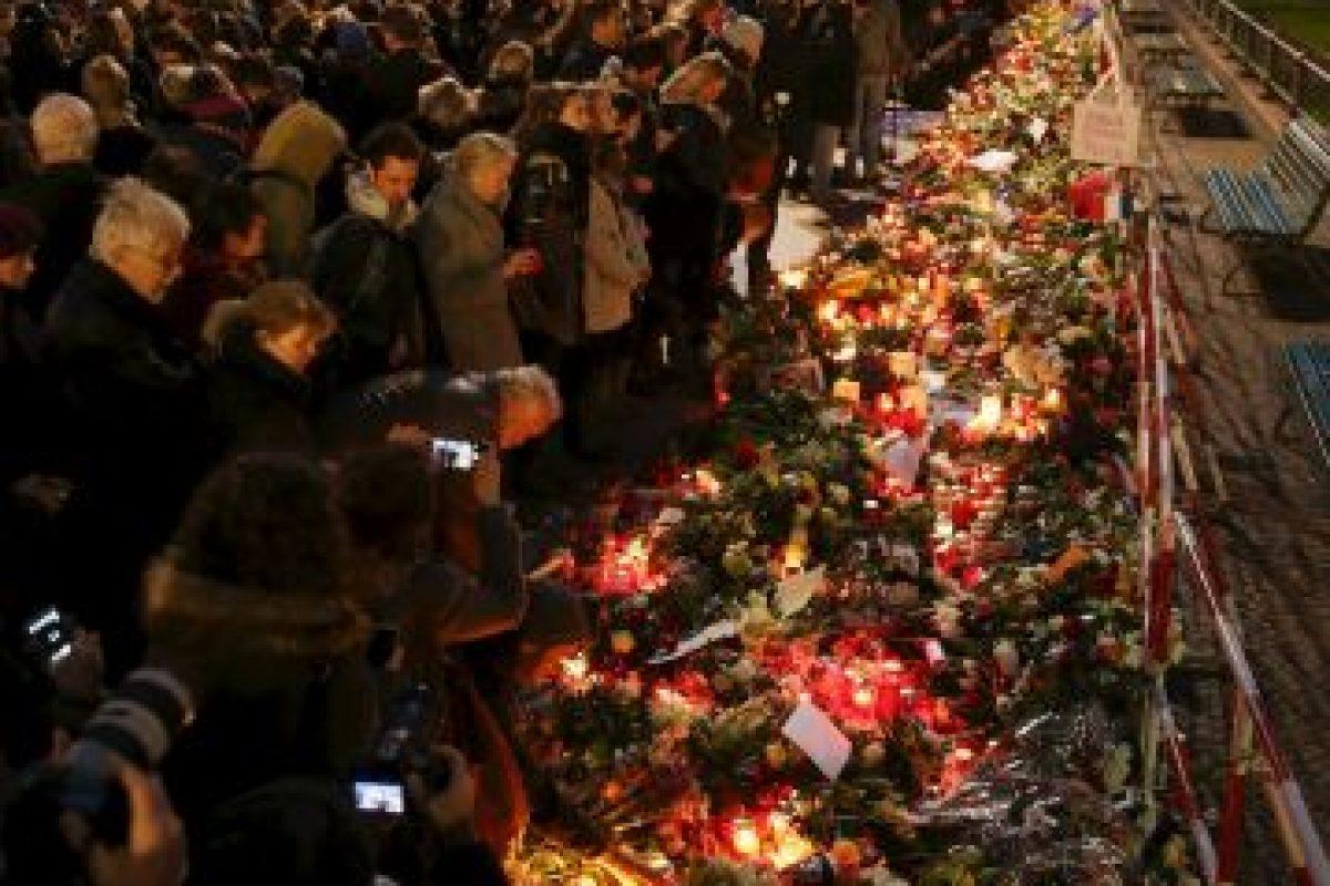 ALEMANIA: Manifestación en Berlín. Foto:Getty Images. Imagen Por: