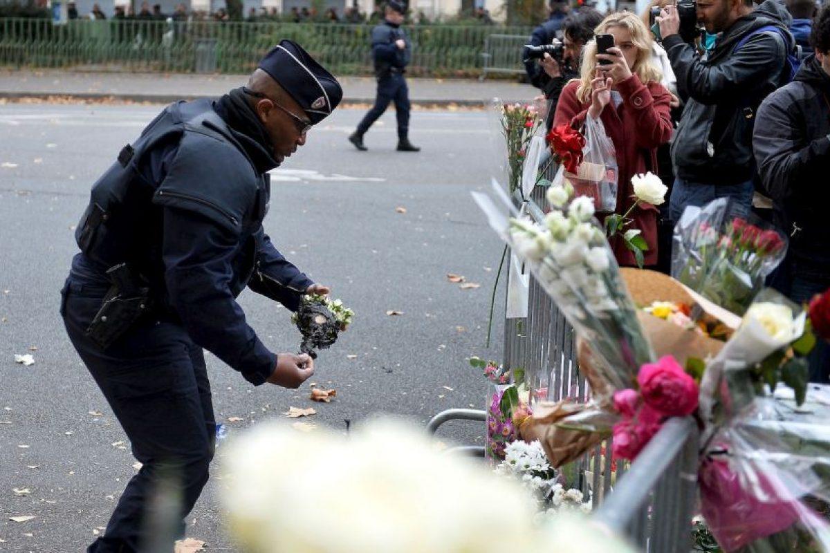 """Otros sitios como el Palacio de Versalles, el Museo del Louvre y los teatros parisinos se disculpaban con carteles por la cancelación de las obras, informó el diario """"El País"""". Foto:Getty Images. Imagen Por:"""