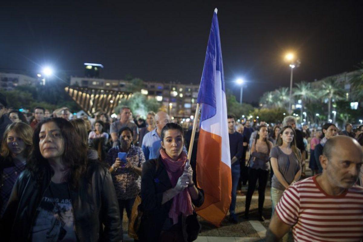 ISRAEL: Manifestación en Tel-Aviv. Foto:Getty Images. Imagen Por:
