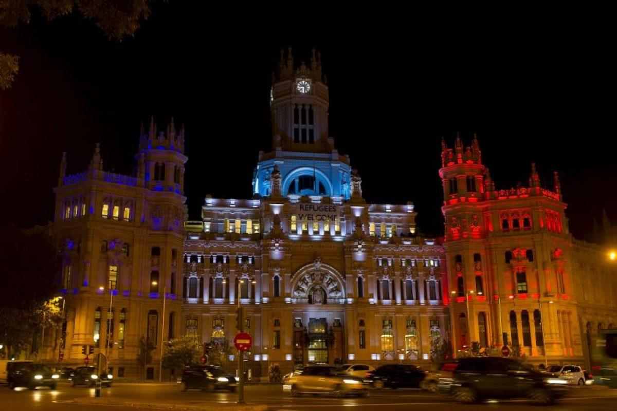 ESPAÑA: Ayuntamiento de Madrid. Foto:Getty Images. Imagen Por: