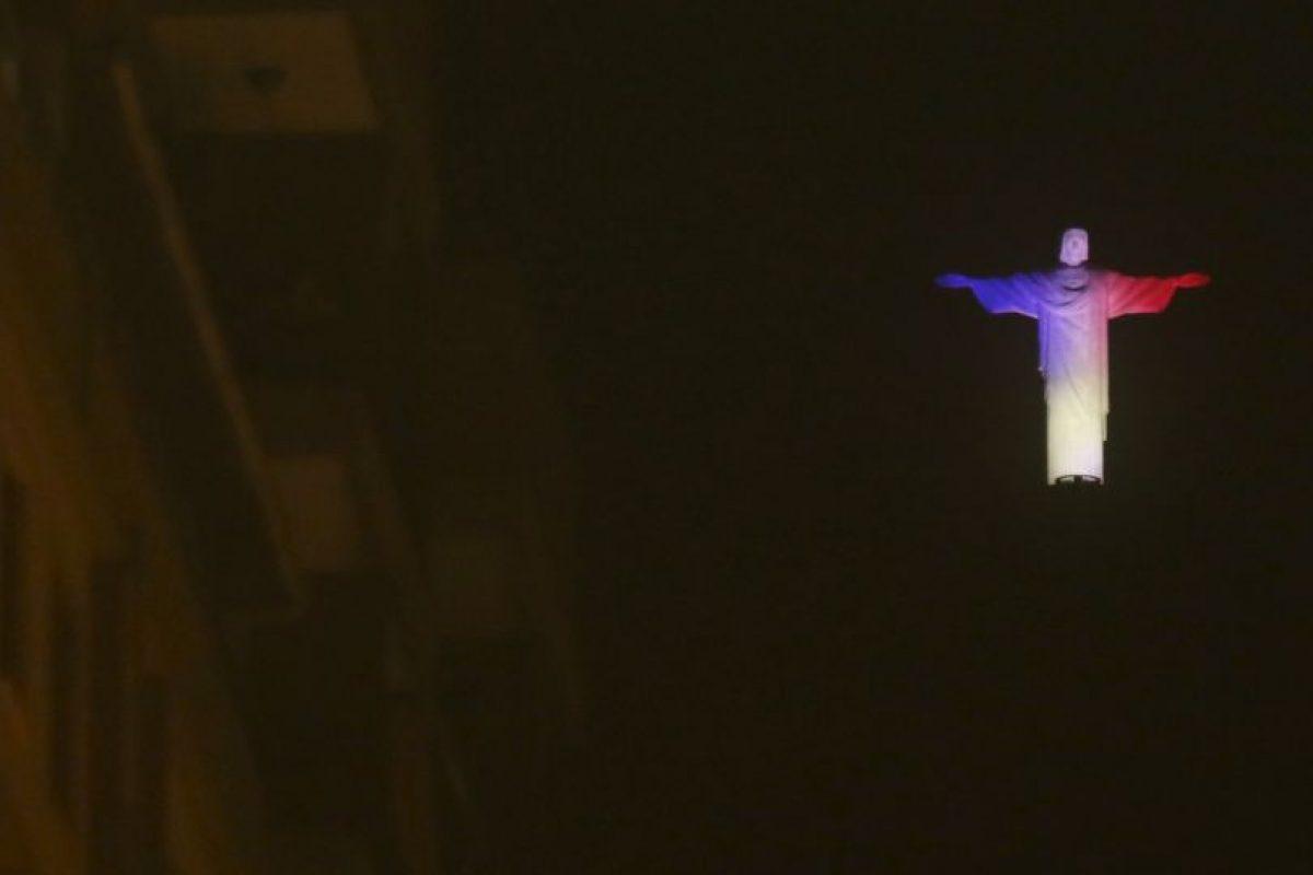 BRASIL: Cristo del Corcovado en Río de Janeiro. Foto:Getty Images. Imagen Por: