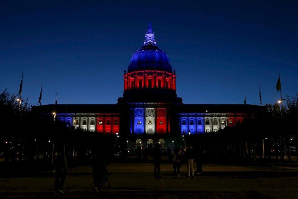 ESTADOS UNIDOS: Palacio de Gobierno de San Francisco. Foto:Getty Images. Imagen Por: