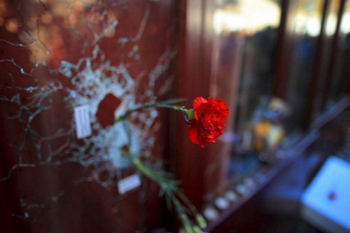 Esto debido a su participación en los atentados terroristas del pasado viernes. Foto:Getty Images. Imagen Por: