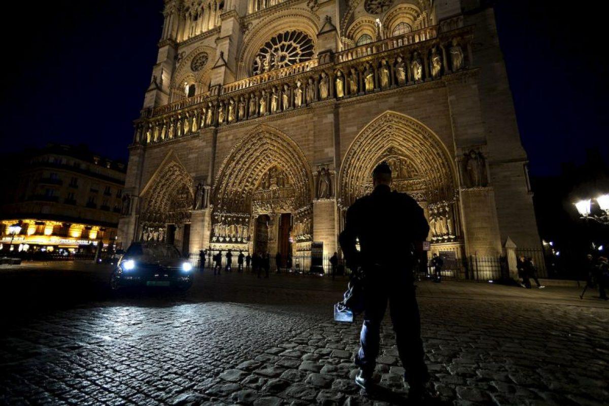 El periódico francés Le Monde se informó que se trató del ruido de petardos. Foto:Getty Images. Imagen Por: