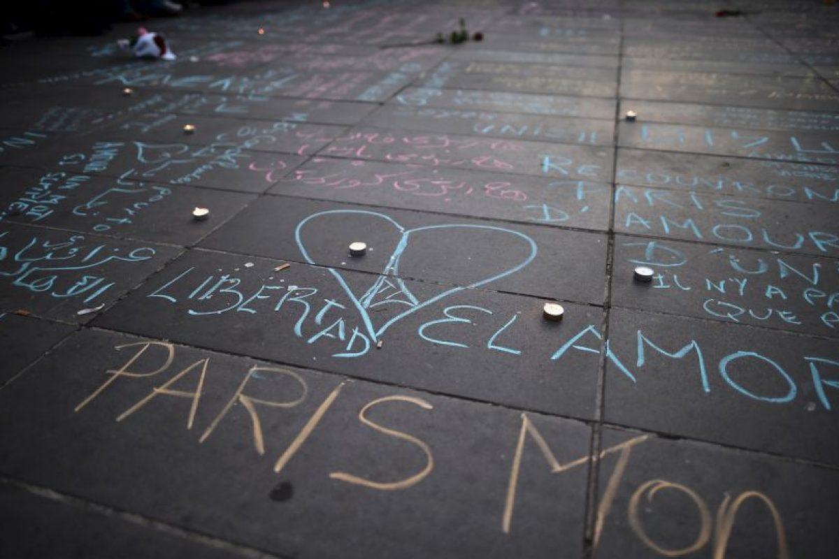 Francia Foto:Getty Images. Imagen Por:
