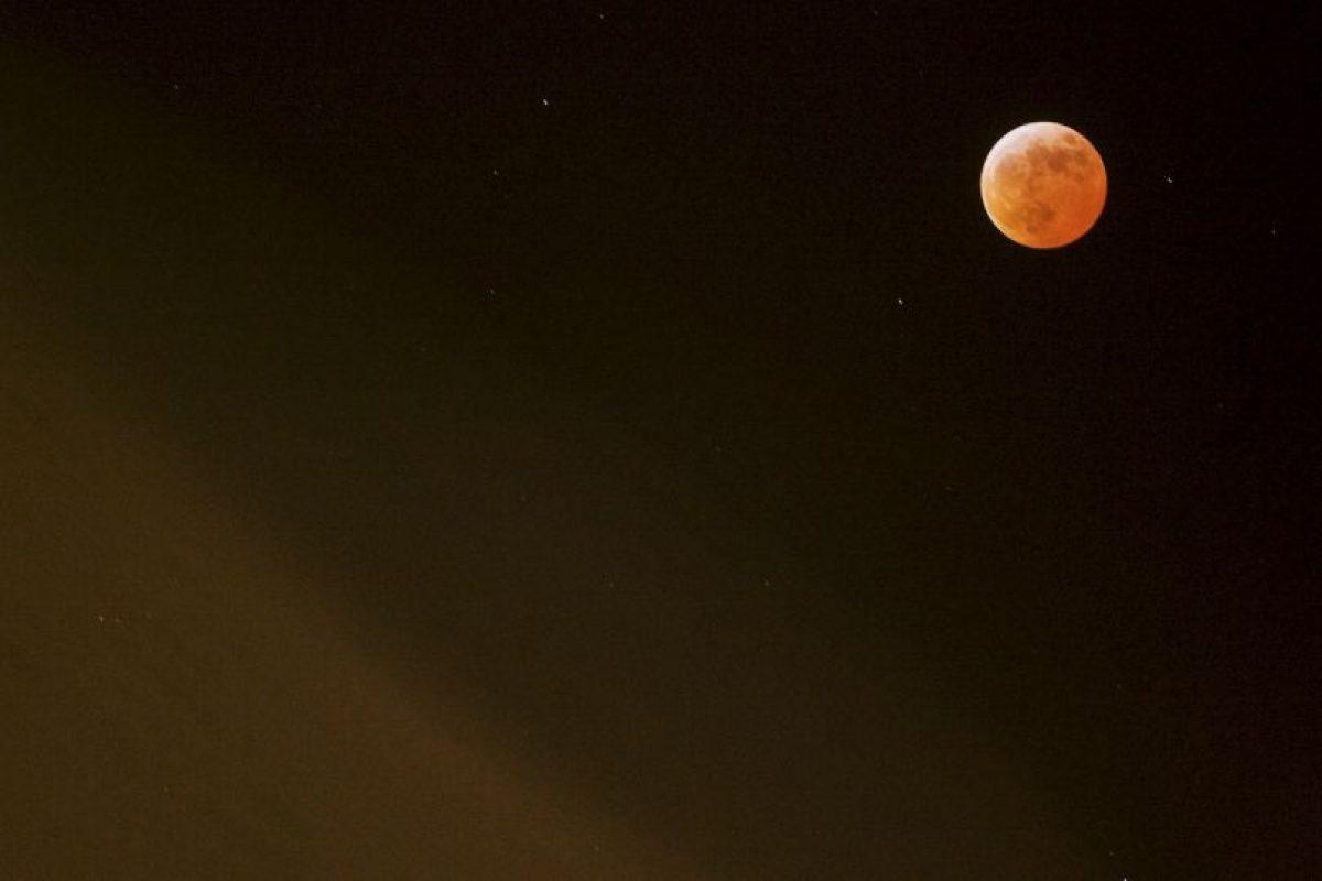 Y entre 2014 y 2015, los cuatro eclipses lunares coincidieron con fiestas judías: el primero de 2014 y 2015, con la Pascua y el segundo de 2014 y 2015 cayeron justo en la Fiesta de los Tabernáculos. Foto:Getty Images. Imagen Por: