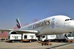 La aerolínea ya encargó otras 15 unidades. Foto:Vía facebook.com/Emirates. Imagen Por: