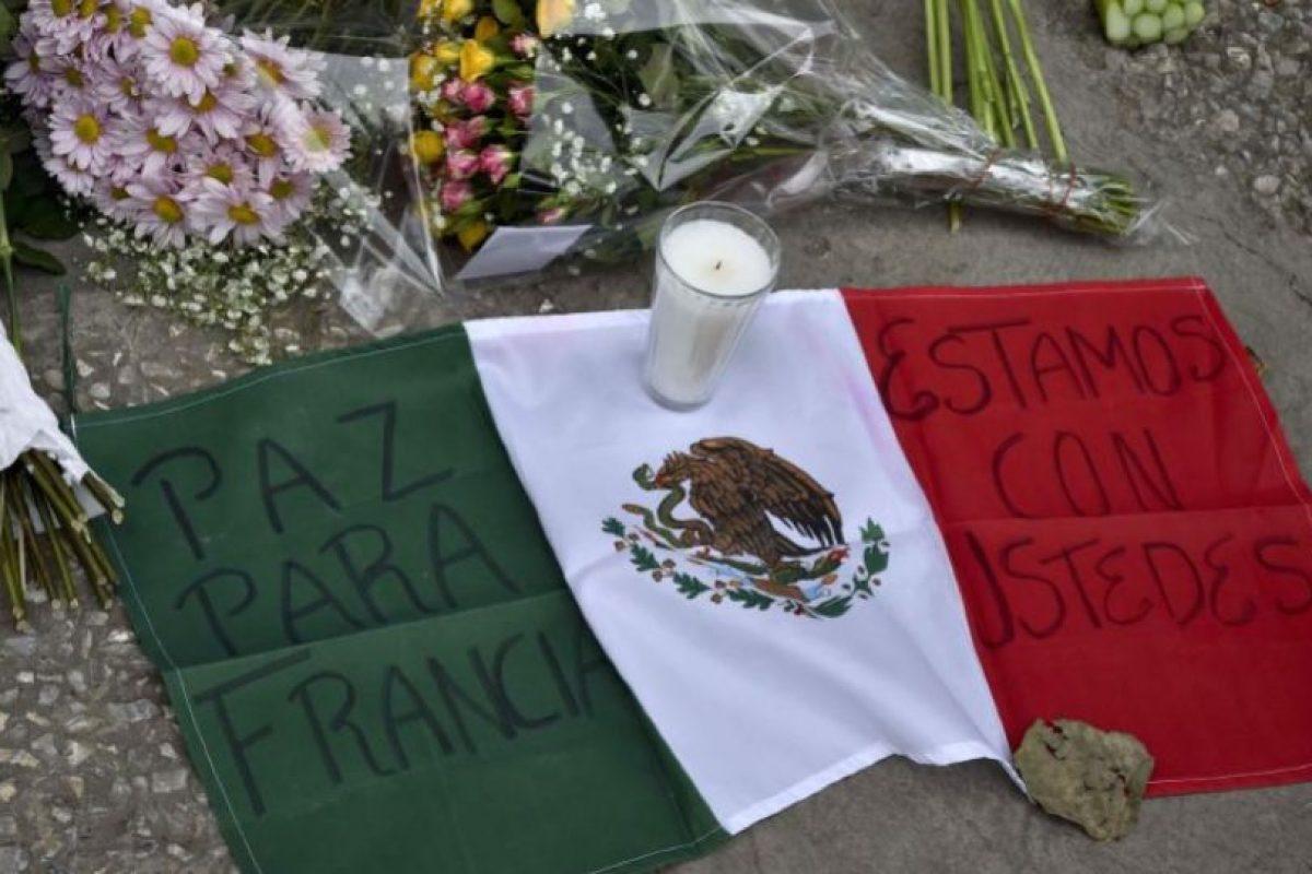 México Foto:AFP. Imagen Por: