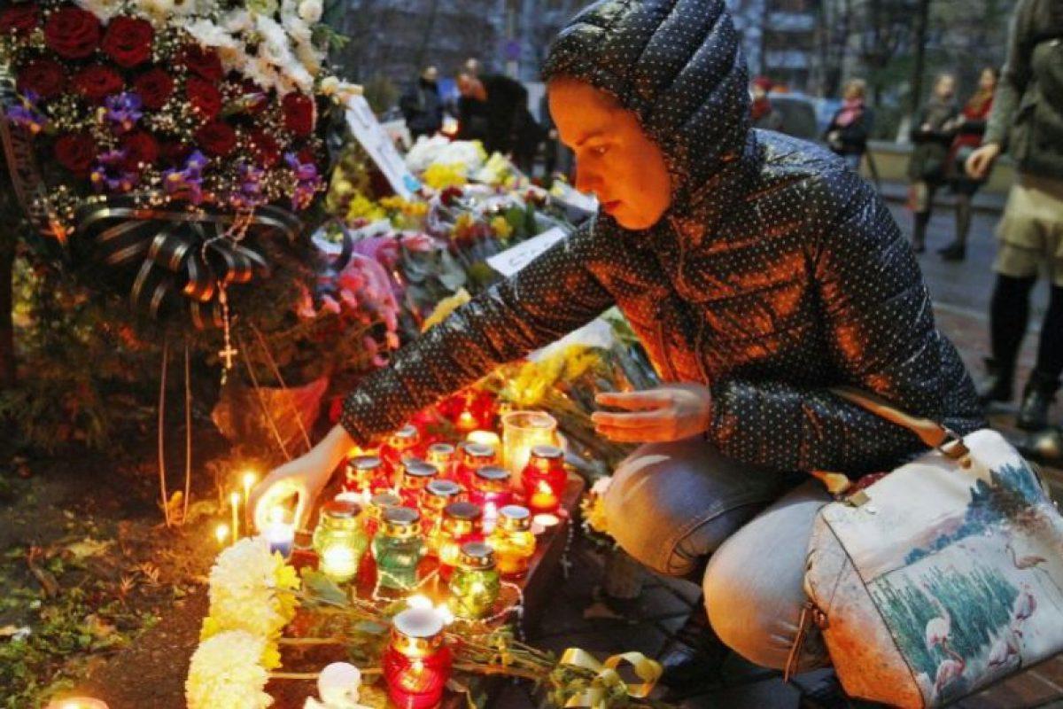 Ucrania Foto:AFP. Imagen Por: