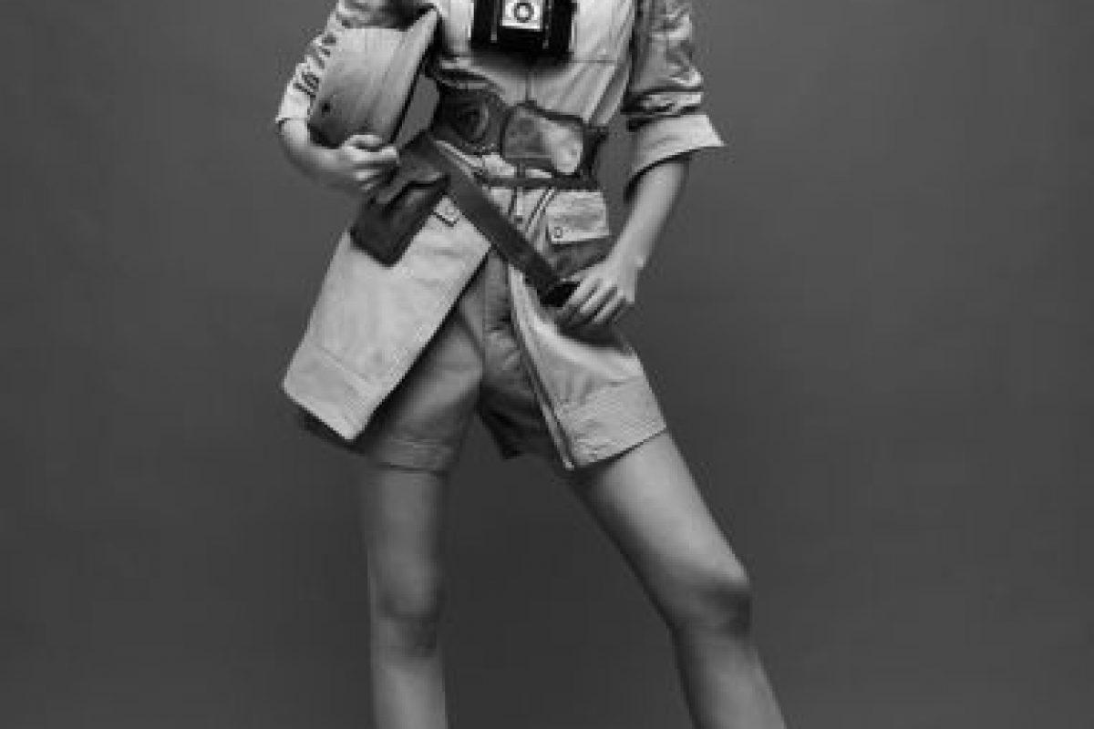 A mitad de los años 70 abandonó su carrera por pelearse con la editora de Vogue de entonces, Grace Mirabella. Foto:vía Getty Images. Imagen Por: