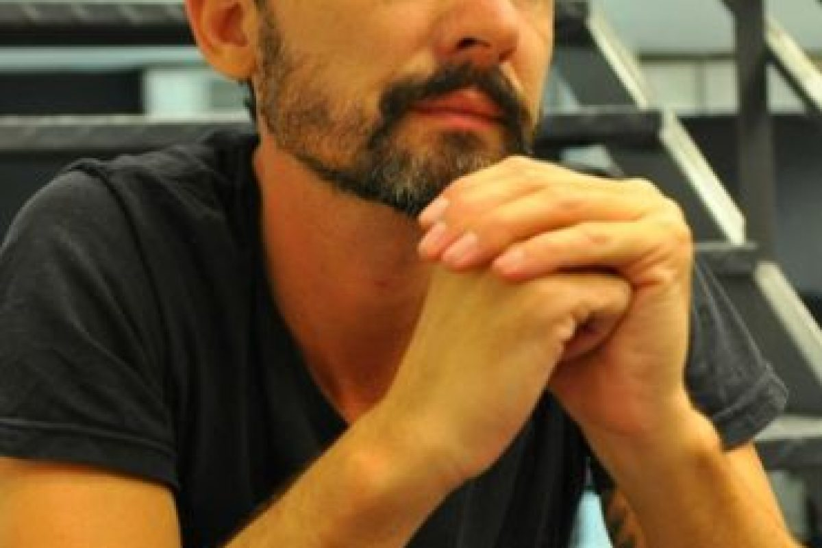 Está casado con Catarina Spinetta. Foto:vía Facebook/Nahuel Mutti. Imagen Por: