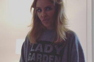 Ahí donde ven a Kylie Minogue, ya tiene 47 años. Foto:vía Instagram/joshuasasse. Imagen Por: