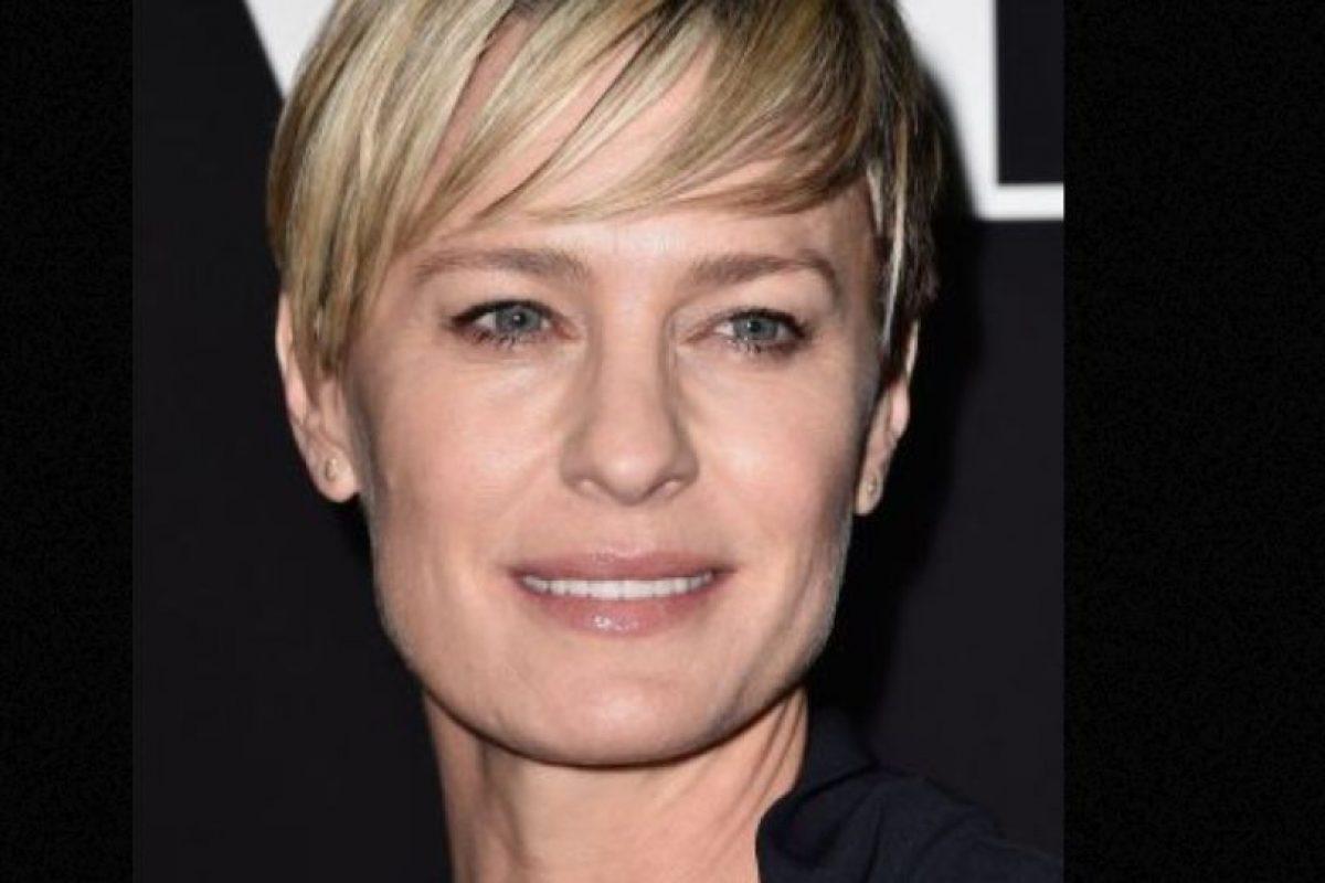 Robin Wright tiene 48 años. Foto:vía Getty Images. Imagen Por: