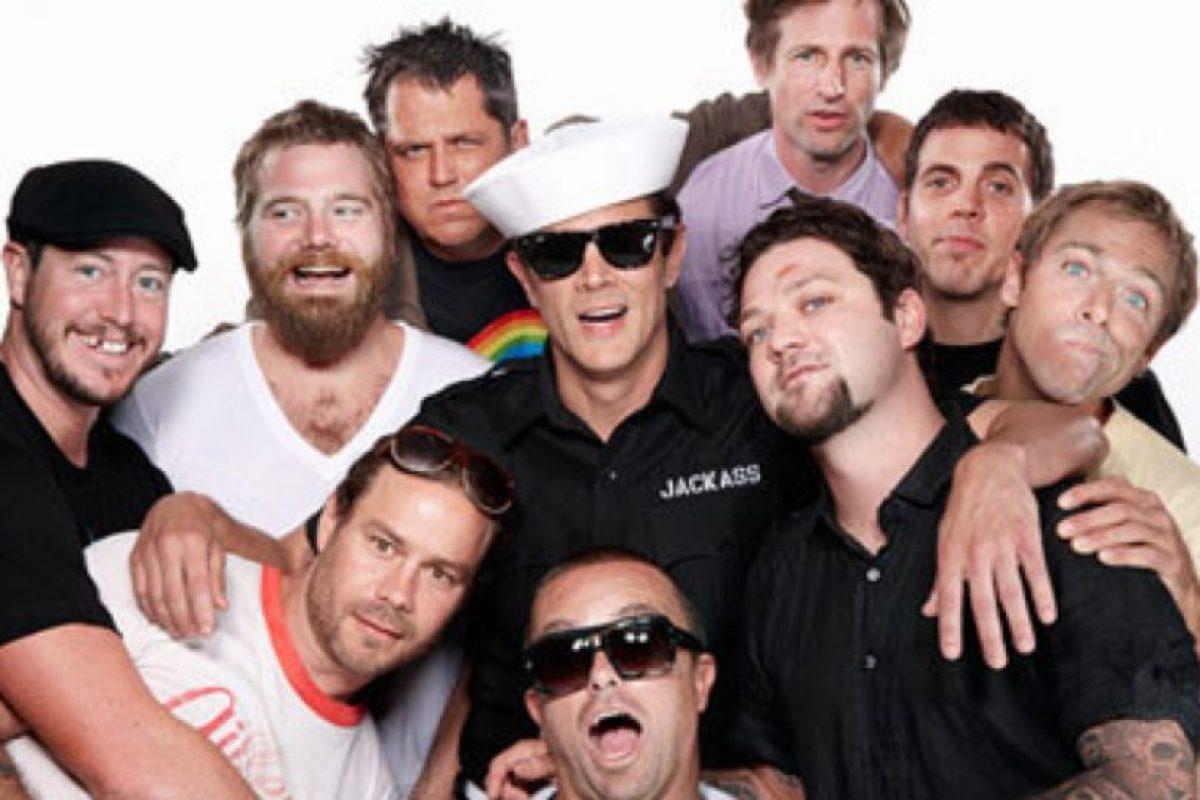 """""""Jackass"""" fue uno de los programas más populares de MTV en la década pasada. Foto:vía MTV. Imagen Por:"""