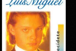 """Luis Miguel comenzó su carrera a la tierna edad de 12 años, en 1982. Antes de """"Decídete"""" ya tenía tres álbums de estudio. Foto:vía Coveralia. Imagen Por:"""