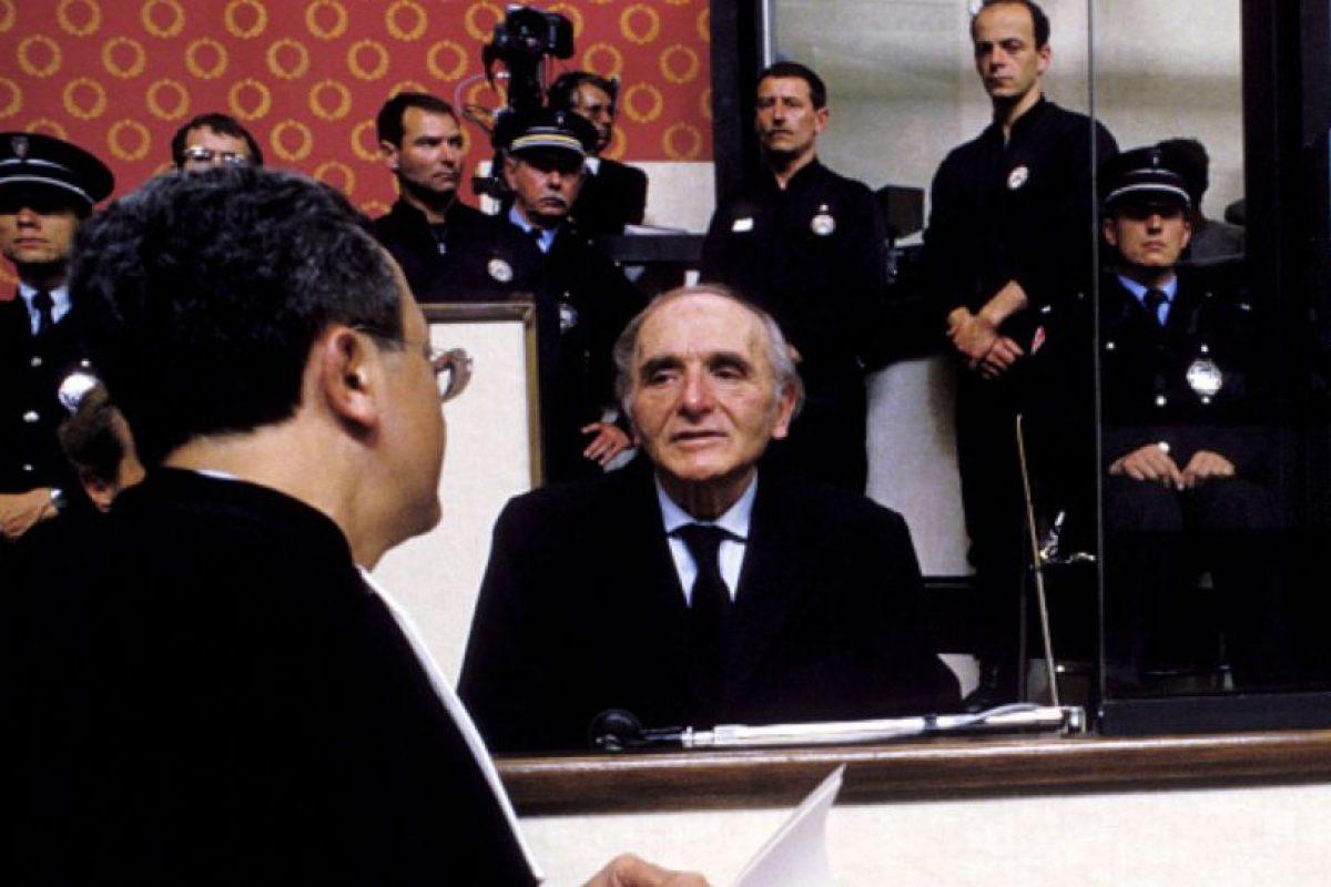 Se le condenó por pocos crímenes. Foto:vía Getty Images. Imagen Por: