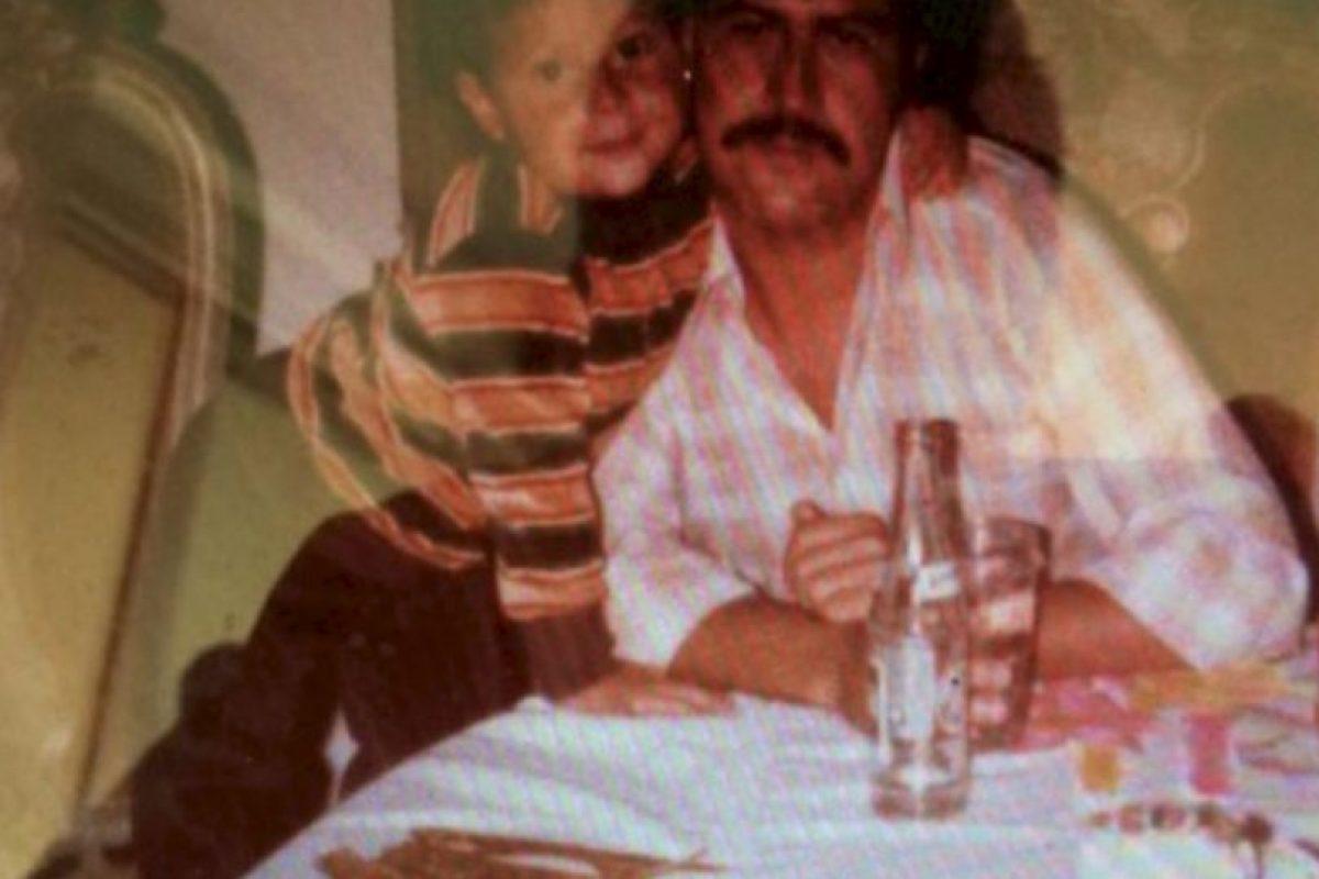 De esta manera el nazi no sería deportado para ser juzgado. Él era el enlace entre Escobar y los políticos del país. Foto:vía Facebook/Juan Sebastián Marroquín. Imagen Por:
