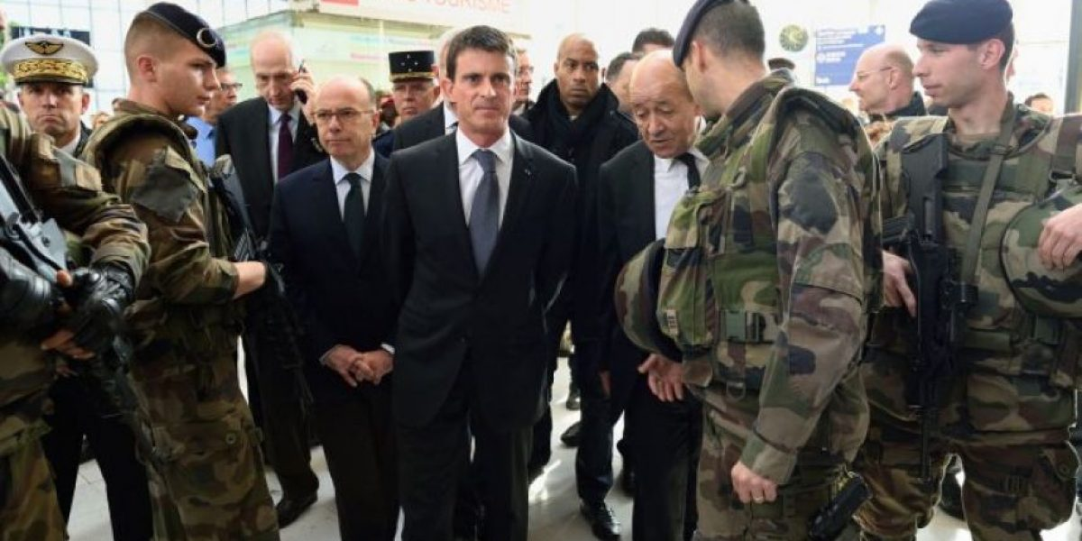 Francia alertó sobre posibles atentados en los