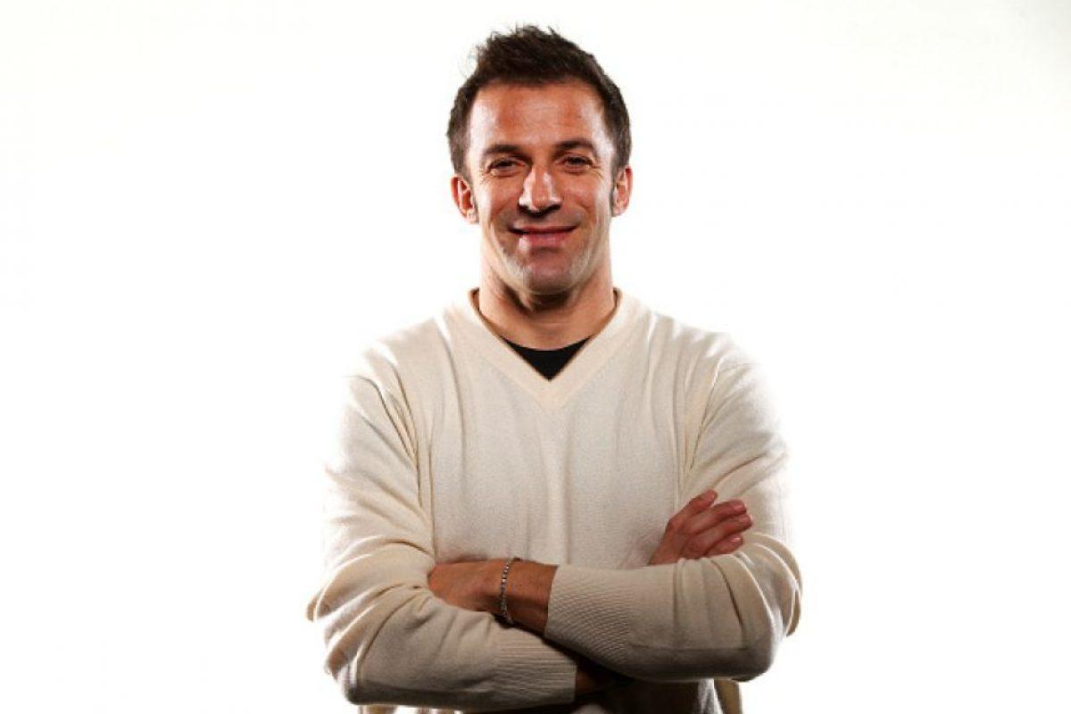 8. Alessandro del Piero Foto:Getty Images. Imagen Por: