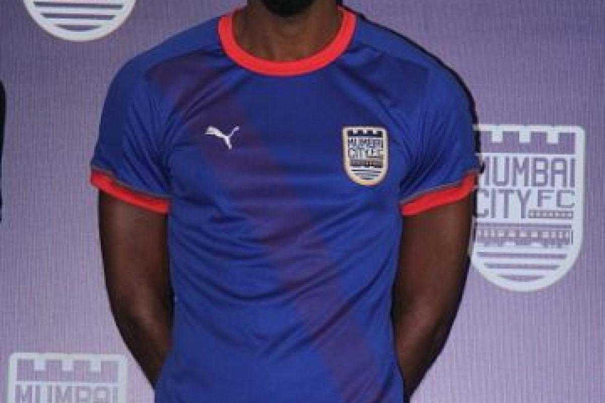 """El """"Puma"""" tiene 36 años y juega en el Mumbai City Football Club de la India. Foto:Getty Images. Imagen Por:"""