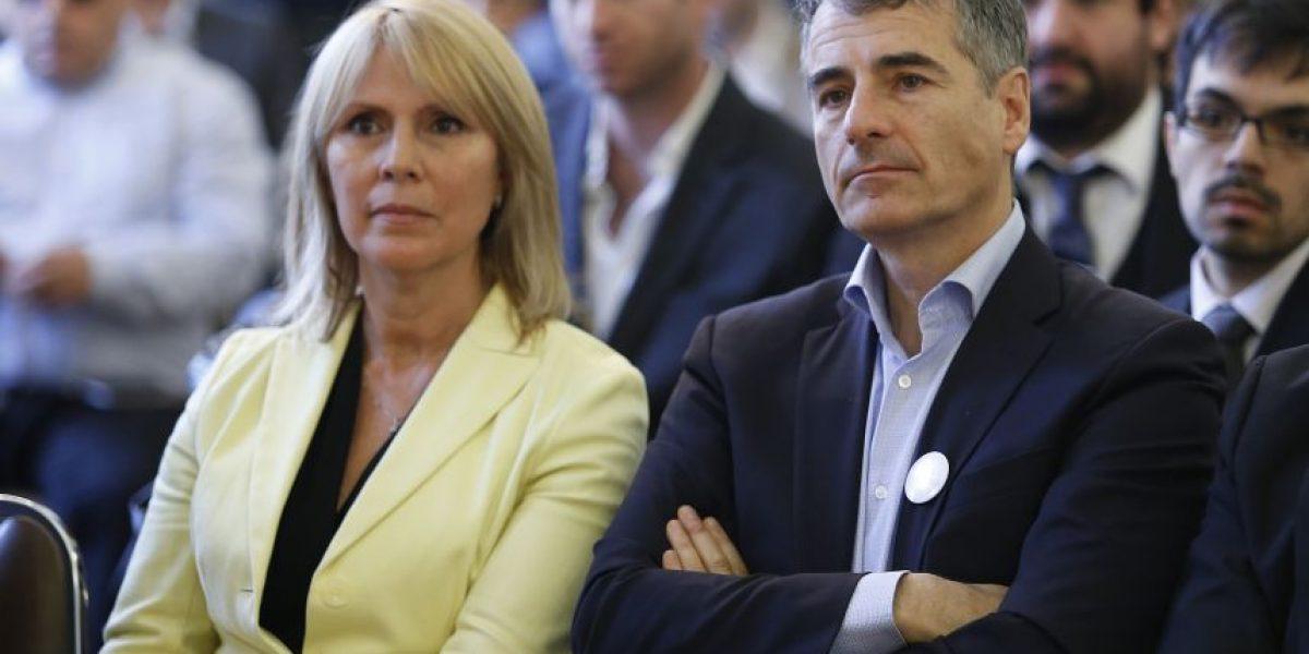 Lily Pérez y Andrés Velasco presentaron ejes de nuevo referente de centro