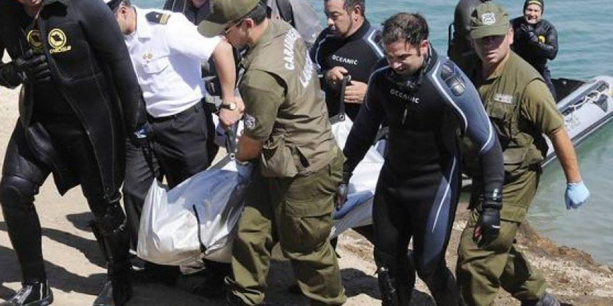 Hallan cuerpo de niño desaparecido el viernes en canal de Colbún