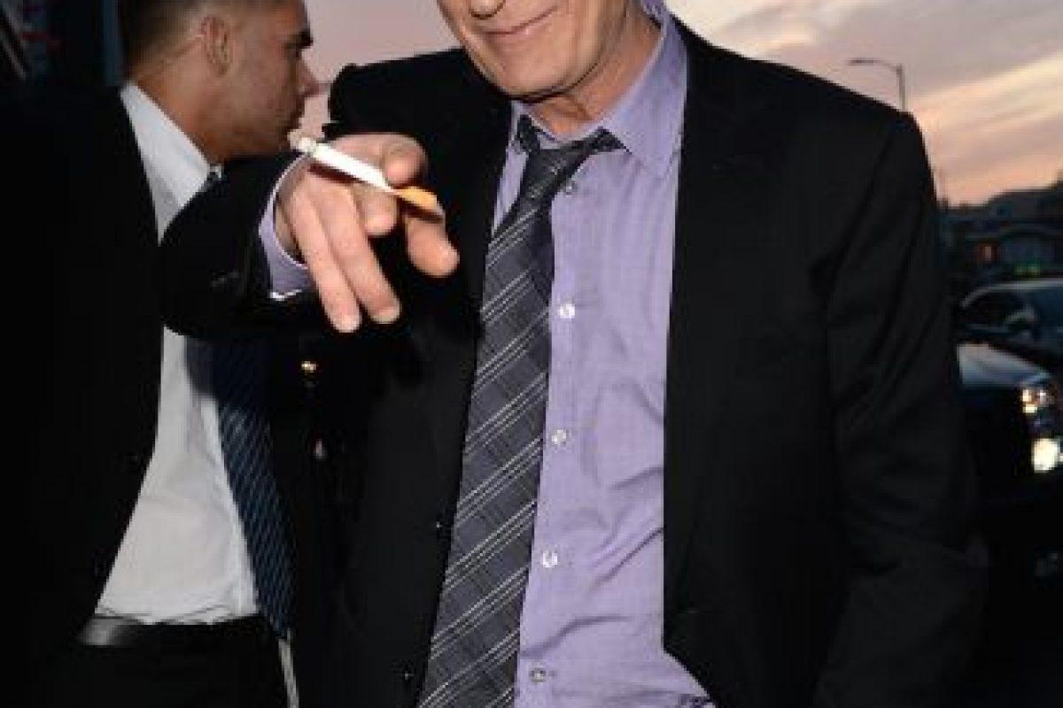 Este medio también informó que el actor había confesado su enfermedad a diversas fuentes. Foto:Getty Images. Imagen Por: