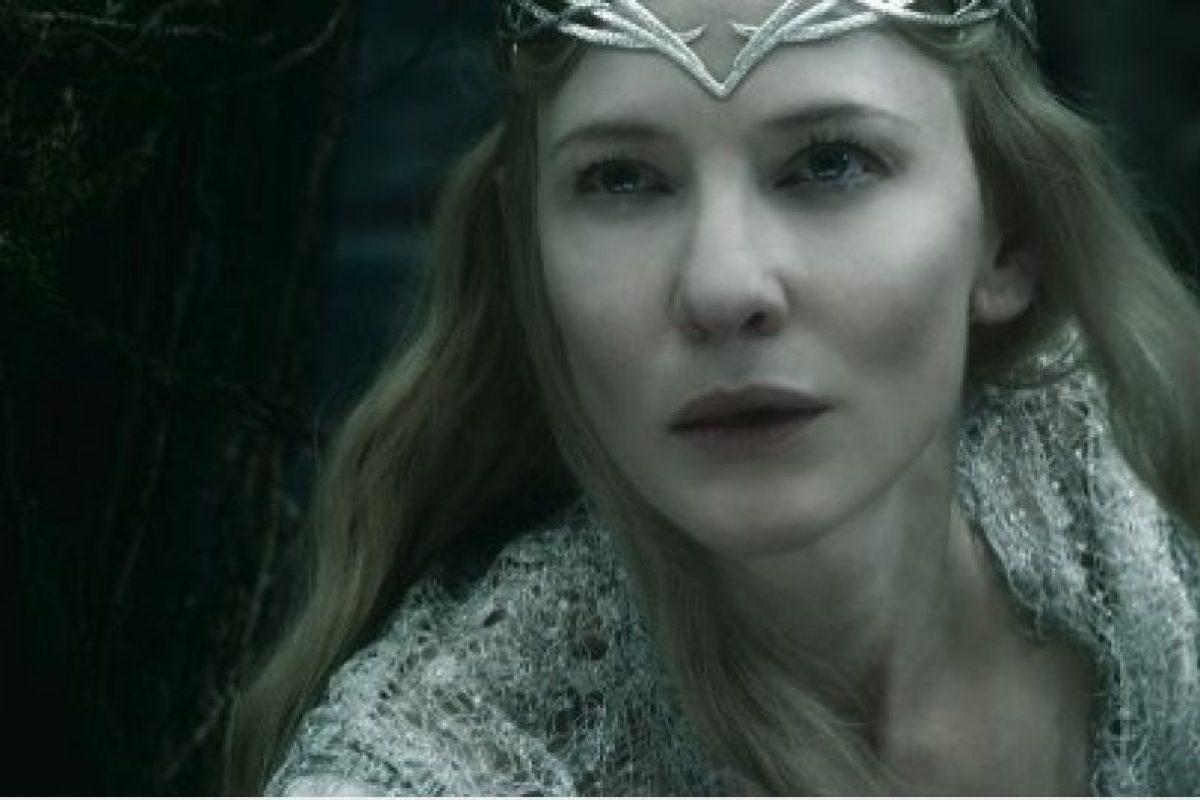 """y en la trilogía """"El Hobbit"""". Foto:IMDB. Imagen Por:"""