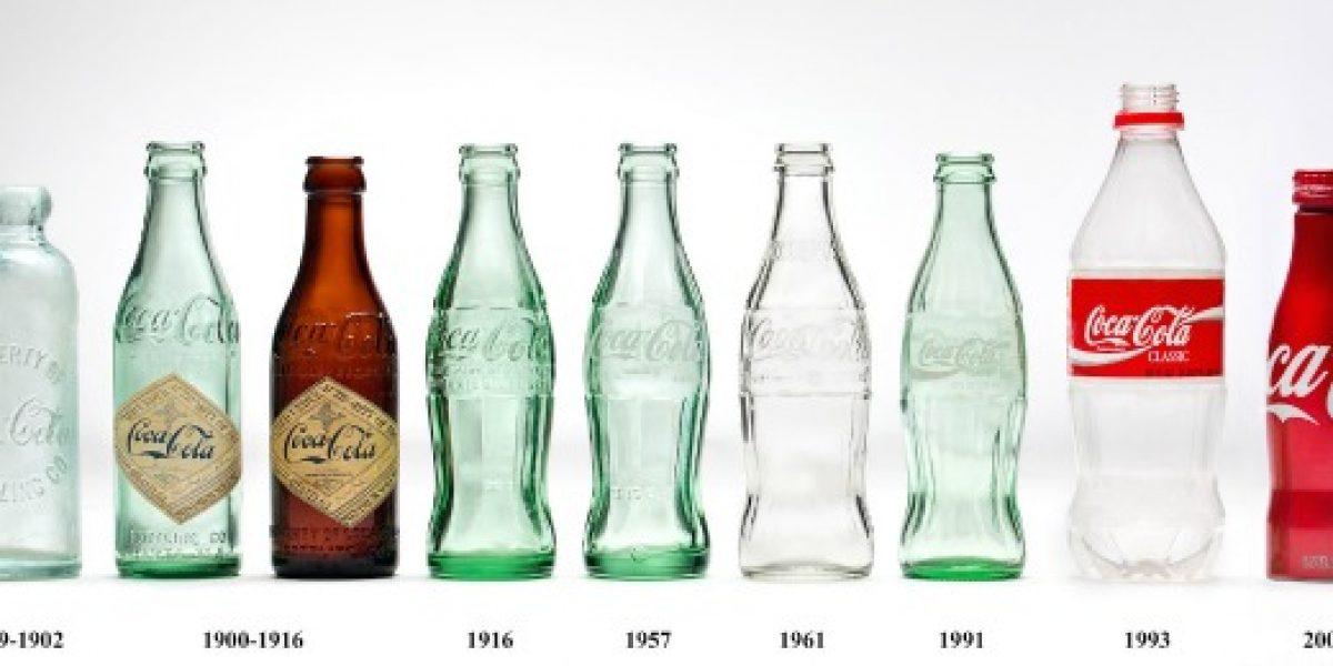 Prototipo de botella de Coca-Cola de 1915 se exhibe en museo de EEUU
