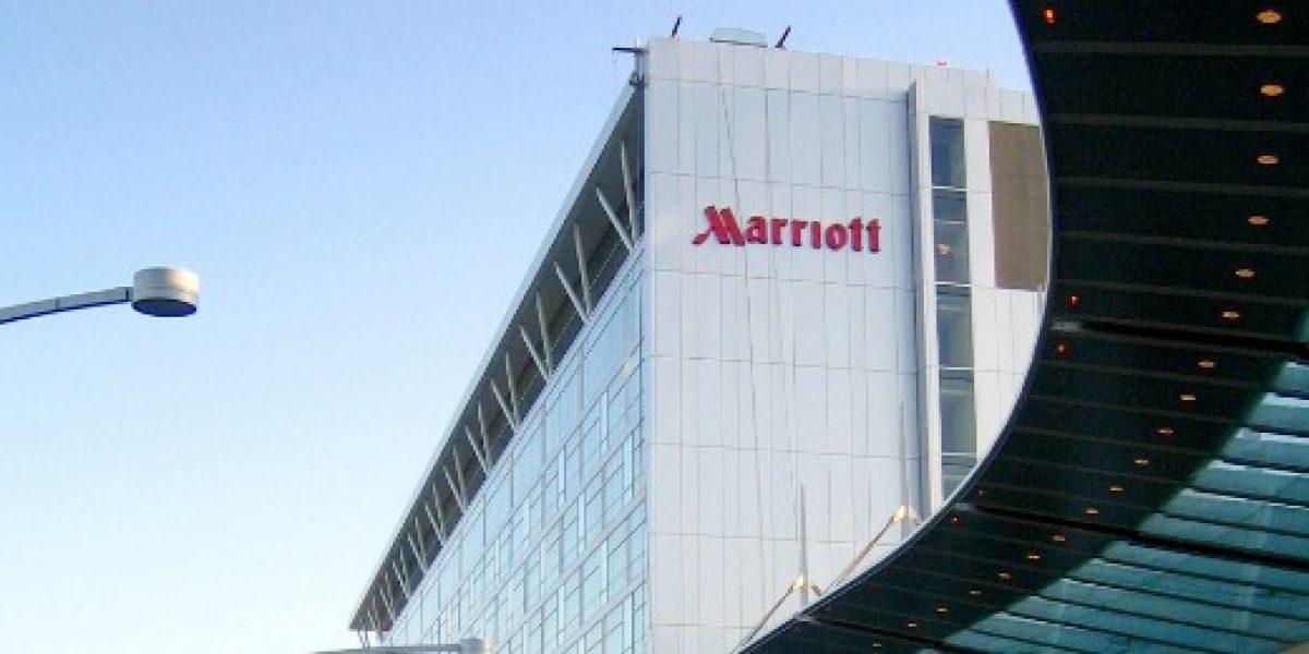 Marriott compra holding hotelero y se convierte en la mayor cadena del mundo