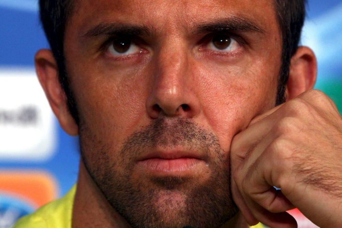 3. Carlos Marchena Foto:Getty Images. Imagen Por: