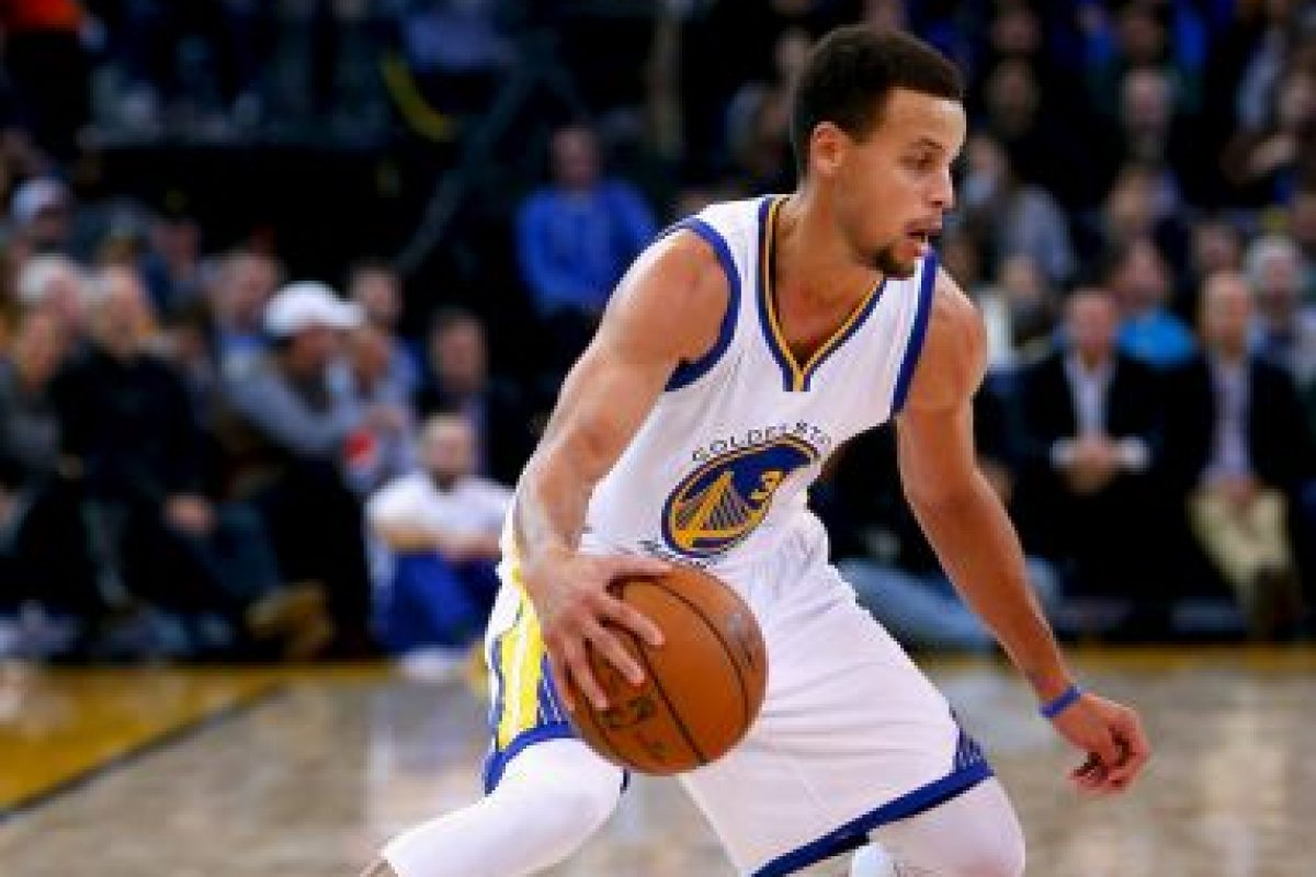 Stephen Curry Foto: Getty Images. Imagen Por: