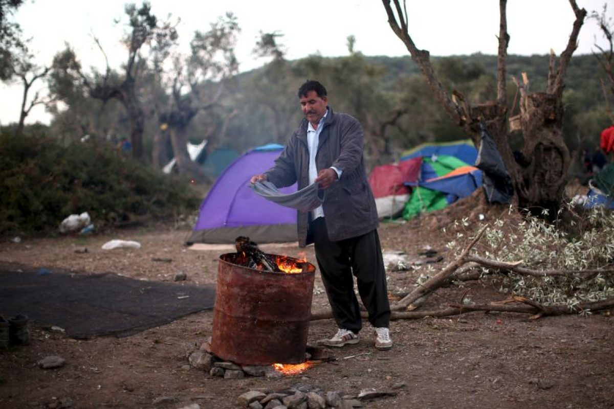 6. La cadena Univisión detalló que Estados Unidos aún acogerá a los 10 mil refugiados que se comprometió a ayudar. Foto:Getty Images. Imagen Por: