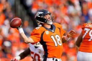 Peyton Manning Foto:Getty Images. Imagen Por: