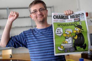 Estos ataques se suman a la muerte de algunos integrantes de la revista de sátira política francesa Charlie Hebdo a manos de extremistas del Estado Islámico en enero. Foto:Wikicommons. Imagen Por: