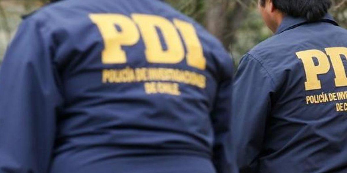 Maipú: PDI investiga hallazgo de feto con múltiples puñaladas en baño de mall