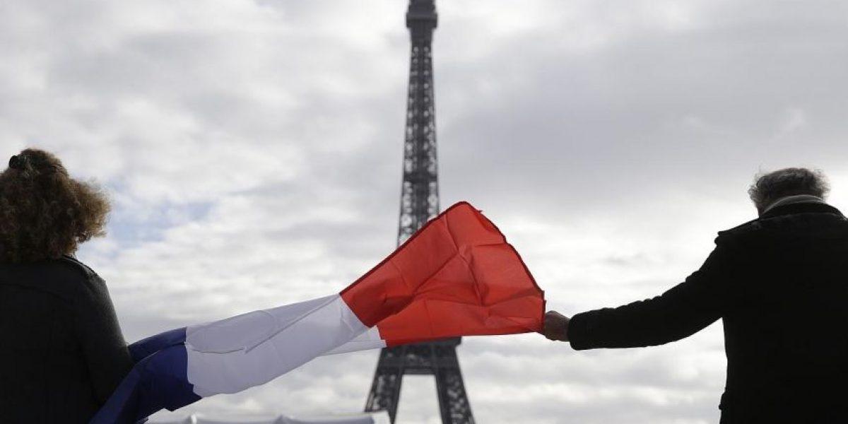 Minuto de silencio por el mundo por las víctimas del atentado en París
