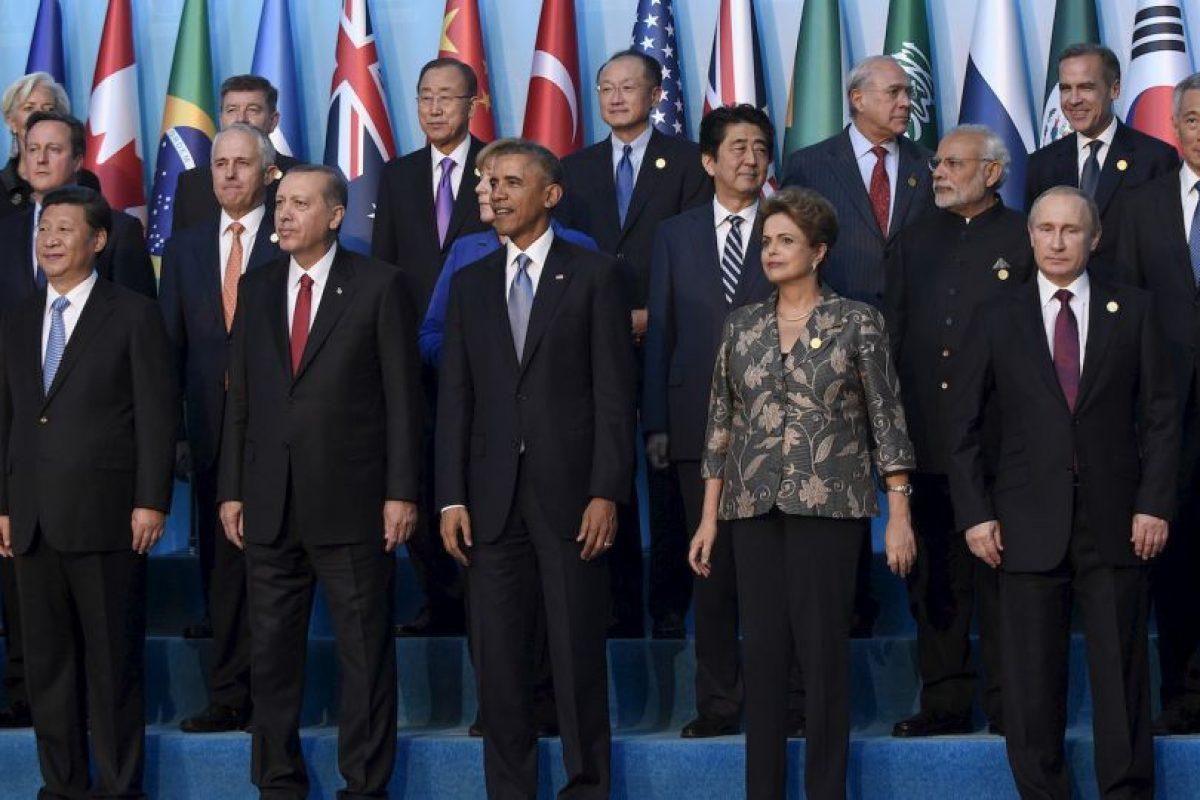 La cumbre durará dos días. Foto:AP. Imagen Por: