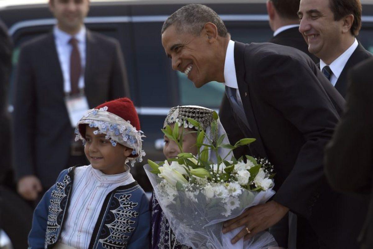 """""""El asesinato de gente inocente basada en una ideología torcida es un ataque no sólo contra Francia, o no sólo contra Turquía; es un ataque contra el mundo civilizado"""", opinó Obama. Foto:AP. Imagen Por:"""