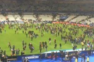 Así se vivieron los ataques en la capital francesa. Foto:Twitter. Imagen Por: